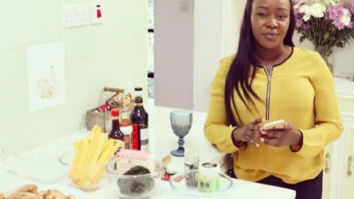 Photo of Terryanne Chebet Shows Cooking Secret While At Home Stay Challenge