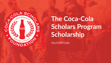 Photo of Application Entries For Coca Cola Foundation Scholarship Open