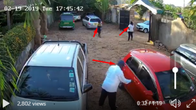 Photo of Shock As Three Elderly Suspects Caught On CCTV Stealing From Parked Cars