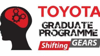 Photo of 2020 Toyota Kenya Trainee Program Entries Open