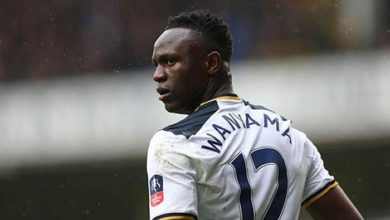 Photo of Wanyama Sends Mariga Best Wishes From London