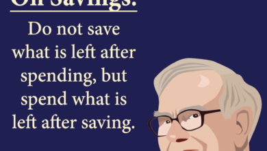 Photo of 10 Warren Buffet Financial Advise To Help Plan For 2020