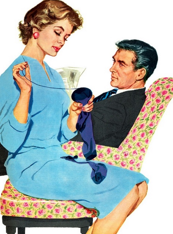 Photo of This 1955 'Good House Wife's Guide' Explains How Wives Should Treat Their Husbands