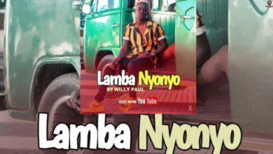 Photo of Watch Willy Paul's Viral New Song – Lamba Nyonyo