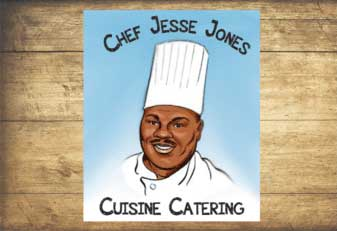 Uncorked and Uncapped-Tasting Event-Food Vendor-Chef Jesse Jones
