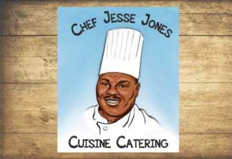 Uncorked and Uncapped-Tasting Event-Food Vendor-Chef Jesse Jones