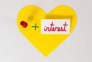 I love pin + interest