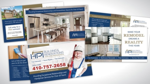 HPI Postcard