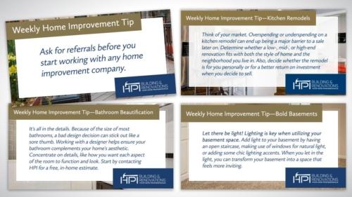 HPI Tips Collage