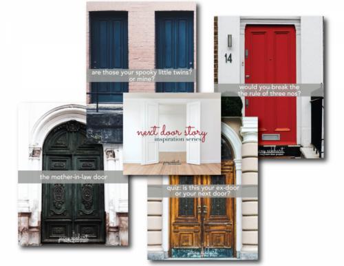 Jacey Eckhart The Next Door Project