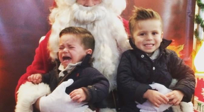 Retro 'Santa Slays Me' Moments