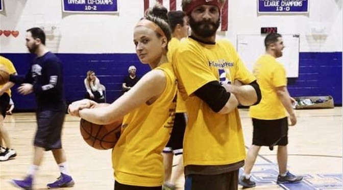 Focus: RFH Grads Shoot Hoops & Raise Funds for a Good Cause