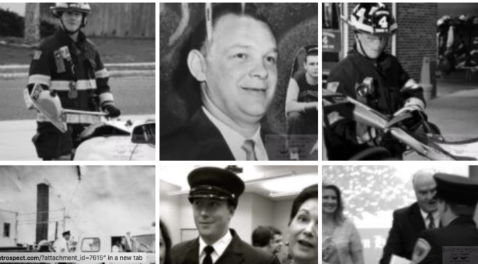 Families in Service to the Community: Grandpa & Grandson Van Develde