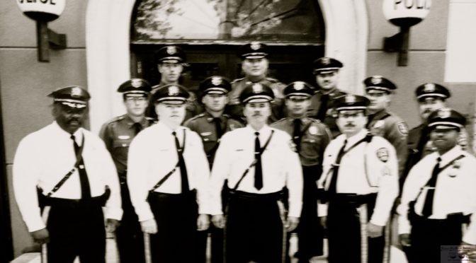 Retro Fair Haven Police Line-Up