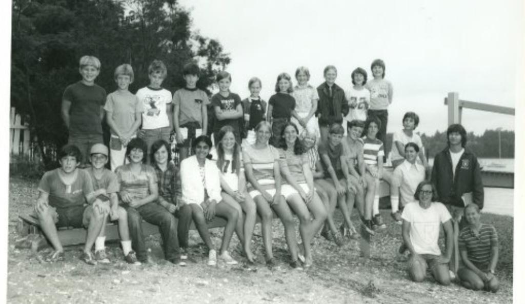 A 1976 River Rats crew Photo/courtesy Marc Edelman, Facebook