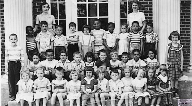 Retro Fair Haven Kindergarten Daze