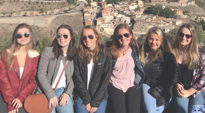 RFH Students Get Immersed in Spain
