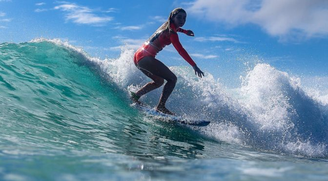 Emily Grossarth: RFH's East Coast Surfing Star