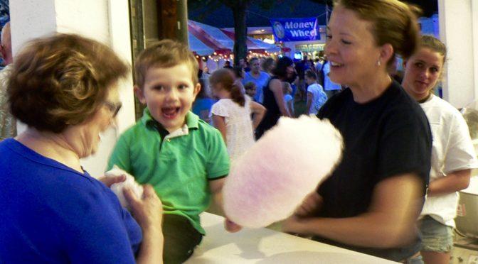 Focus: Fair Haven Firemen's Fair's Opening Night