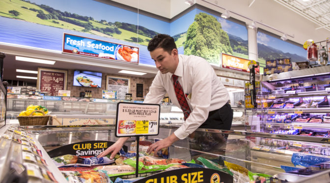 New Area ShopRite Features Local Goods
