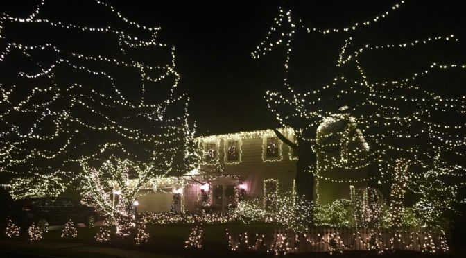 Scene Around: Lit Holiday Winners in Fair Haven