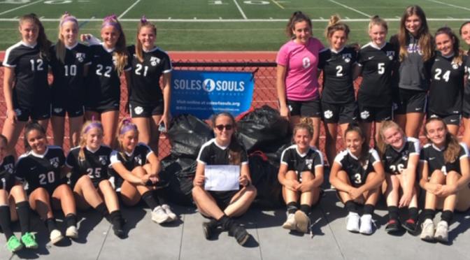 RFH Girls Soccer: Scoring Wins on Field & In Charity