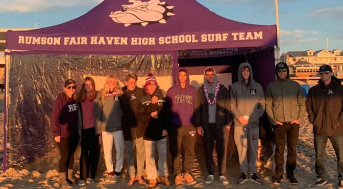 Scene Around: RFH Surf Team Triumph