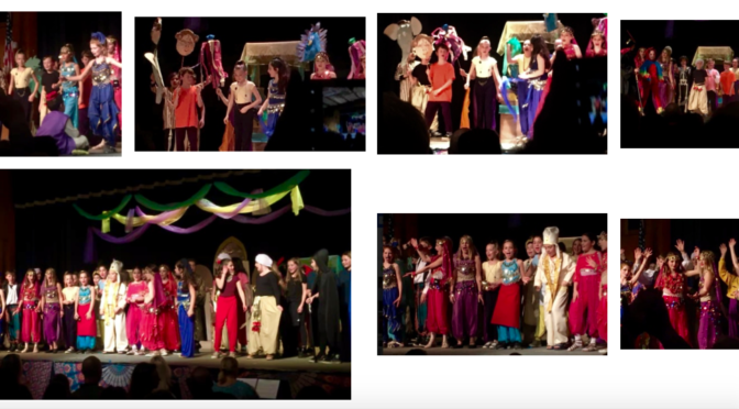 FOCUS: It's Elementary; Fair Haven 'Aladdin Kids'