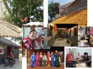 CCTV International Channel Talks about a Rural China Tour Destination