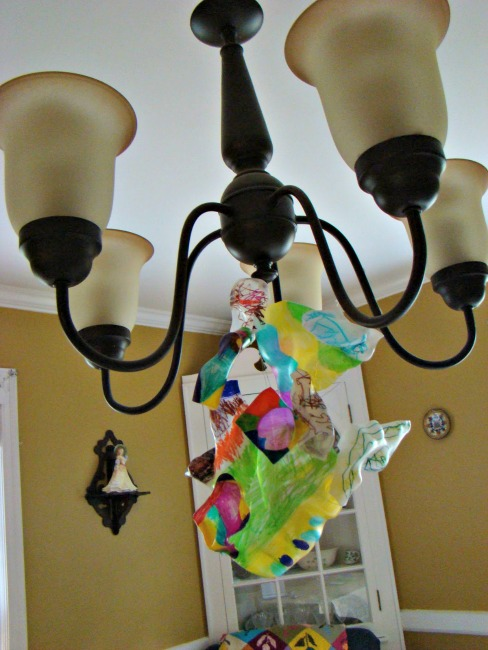 Make Your Own Chihuly Sculpture
