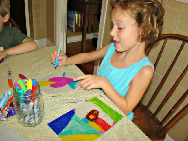 Make your own Chihuly Sculpture 3