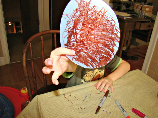 Make your own Chihuly Sculpture 4