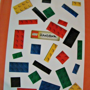 Getting Organized :: Lego Instruction Handbook