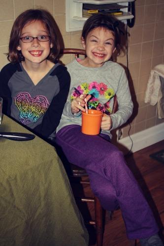 Hot Chocolate Bar Cousins
