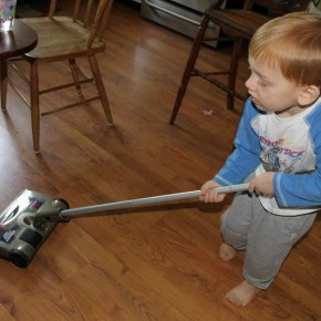 Getting Organized :: Children & Chores