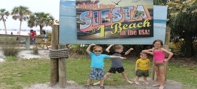 Family Fun in Siesta Key & Sarasota