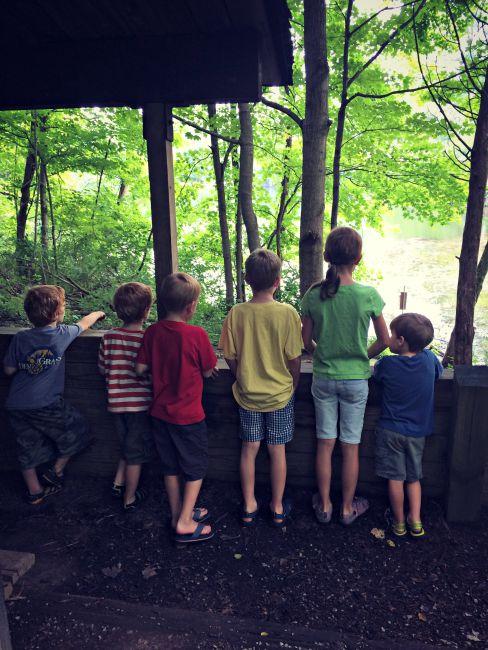 Cincinnati Nature Center Kids