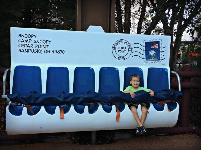 Cedar Point Camp Snoopy