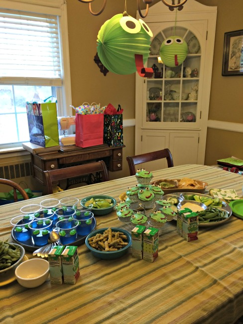 Frog Party Fun!