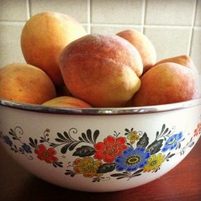 Ten Perfect Peach Recipes
