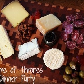 Game of Thrones Dinner Party