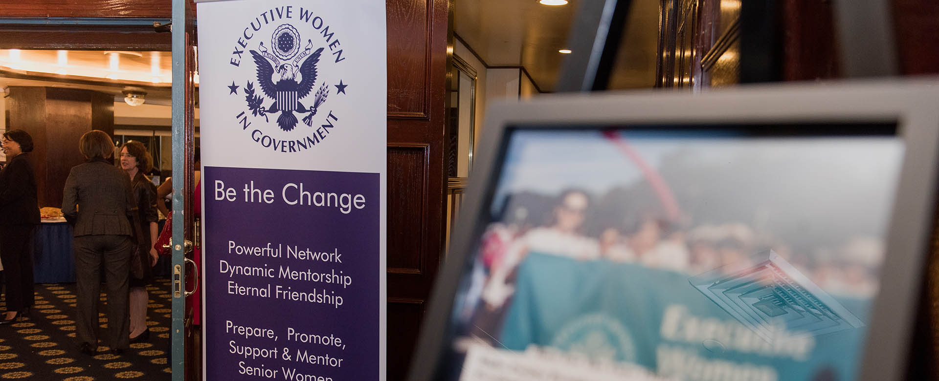 Ways to Support the Executive Women in Government