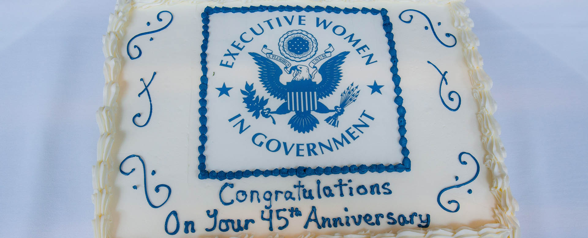 Executive Women in Government—45th Anniversary Celebration