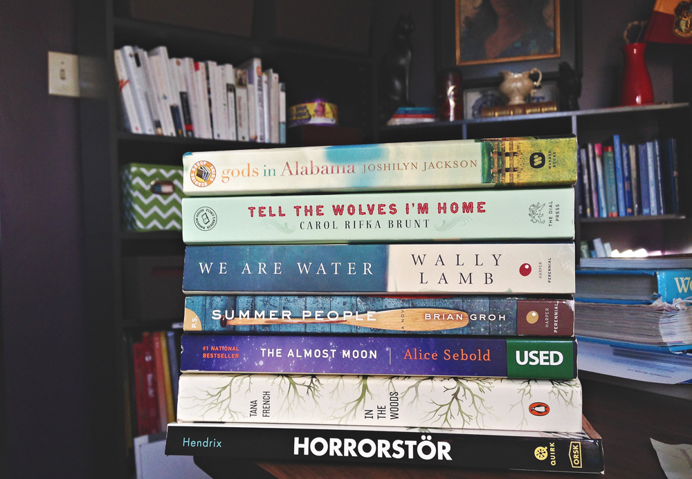 Book challenge start