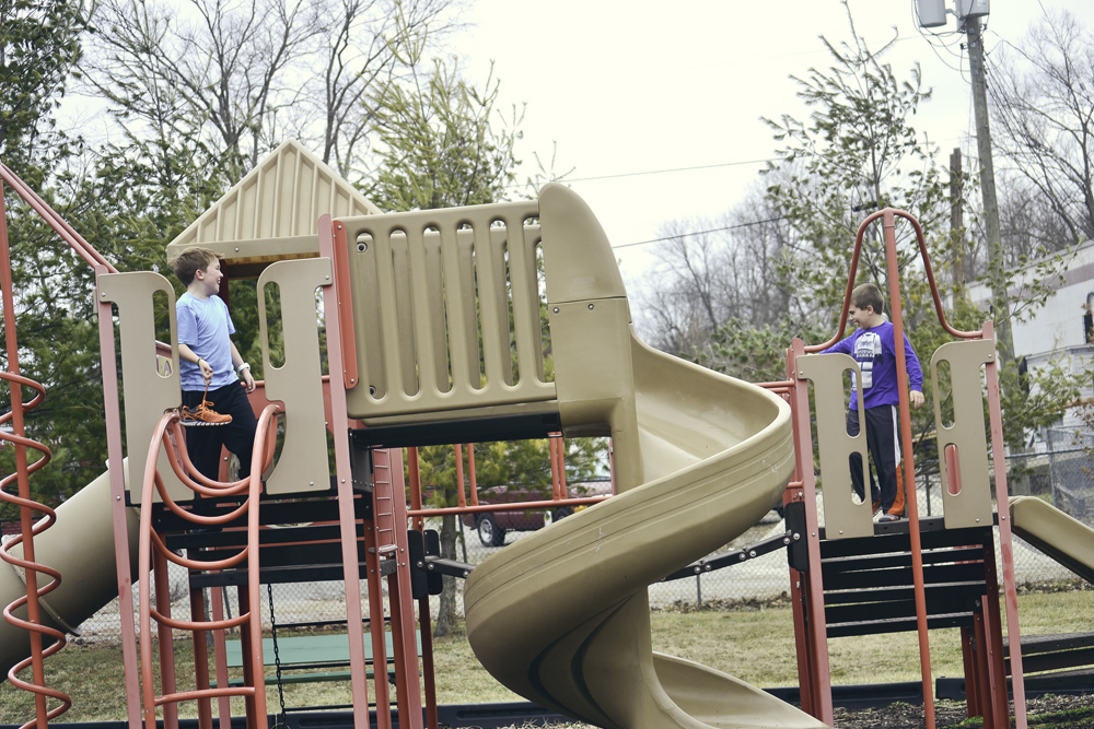 Playground at Asbury