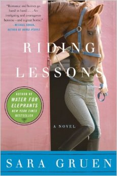 Book Review: Riding Lessons by Sara Gruen