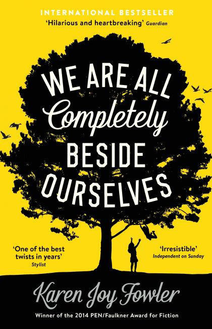 Book Review: We Are All Completely Beside Ourselves