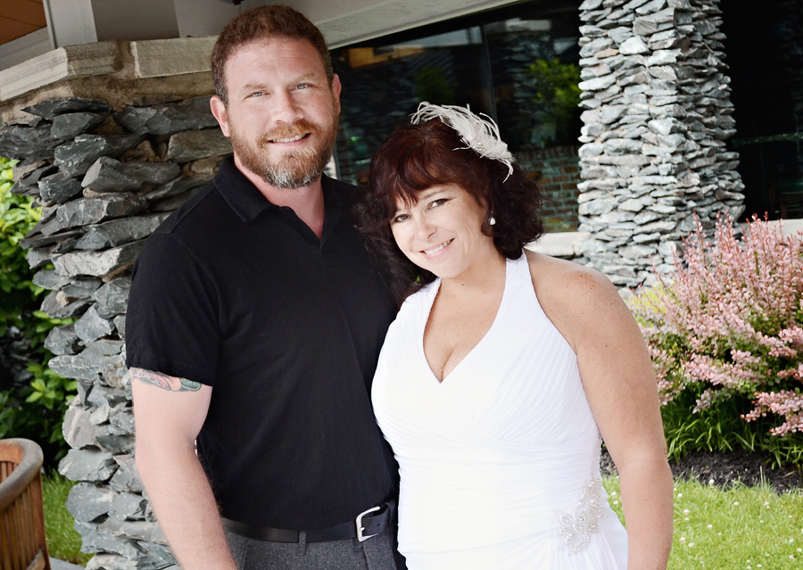 Chuck and Tami May 2014