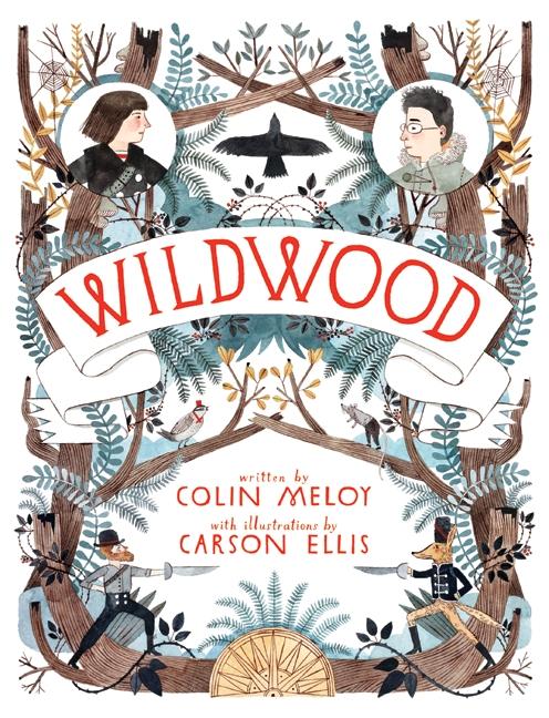 Book Review: Wildwood