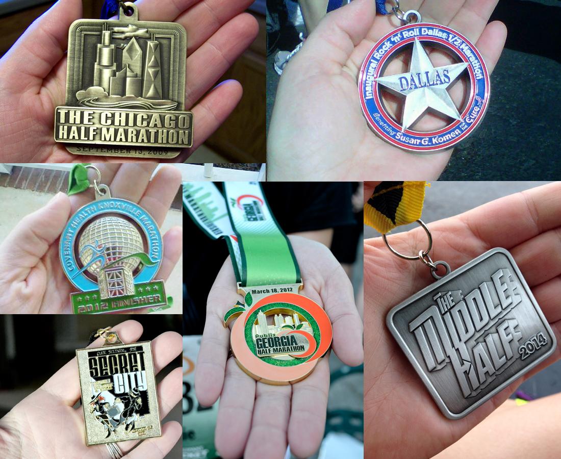 medals 2009-2014